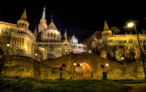 Fishermens bastion by roman-gp