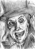 Lon Chaney, London After Midnight (2015) by Tomb1976
