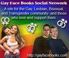 Gay Face Books ad 1 by celticpath