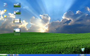 Linux - Windows XP by DigitallyDestined
