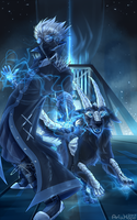 Axel and Raiden - Contest by Aria-Hope