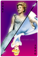OUAT Card Cinderella by jeorje90