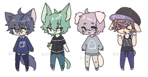 tiny adopts (closed) by dietcrush