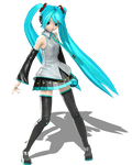 PDA Like Miku Hair Edit! by VocaloidPics