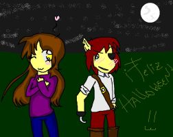 Para Paolarexgamer by fior3ll4