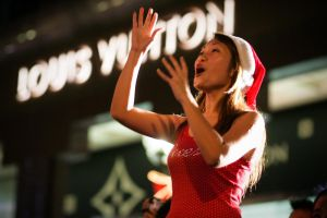Conducting On Orchard Road II. by k-leb-k