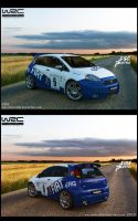 Fiat Punto WRC Merged by marauderx666