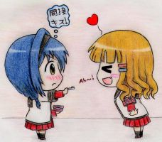 Indirect Kiss! by FSTXD