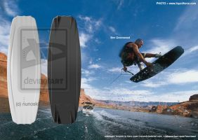 Wakeboard Template by Nunosk8