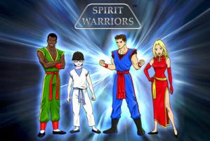SpiritWarriors DeviantART ID by SpiritWarriors