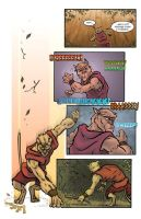 Raptorcats Page 13 by andrewchandler80