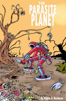 The Parasite Planet by spaceplant