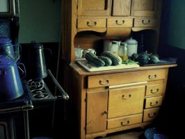 The Old Kitchen by Jamesbaack