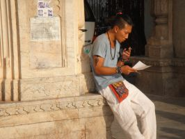 Thinking in udaipur by gabpros