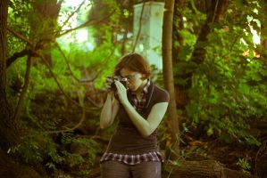 Forest photograher by Draiocht-651