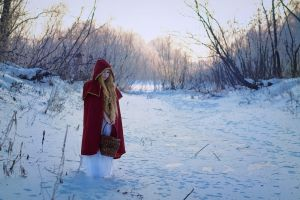 Little Red Riding Hood by ZimmerAuditore