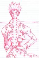 pink pencil vash by sevee