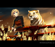 In Tigerland by Na-Nedam