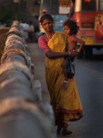 Woman in India II... by Ikabe