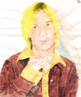 Alex Band Watercolour by Charmed-Ravenclaw