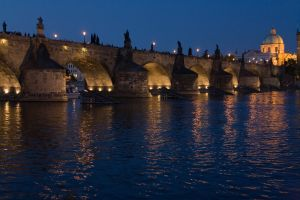 Charles bridge by theGuffa