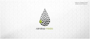 .raindrop media LOGO- FOR SALE by kristapzs