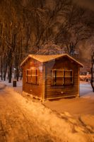 Leprechaun winter house by ice4you