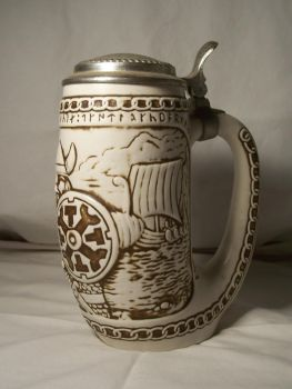 Beer Stein 1 by EverydayStock