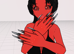 MMD Demon Claws by amiamy111