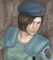 2012: Jill by ShadowFirez