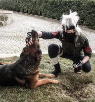 Kakashi - The Unknown Soldier by Sid-Cosplay