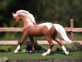 Breyer G3 Warmblood Stablemate by WolfWhisper
