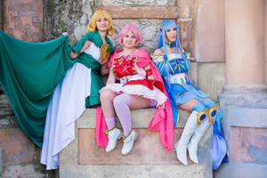 Magic Knight Rayearth by lilie-morhiril