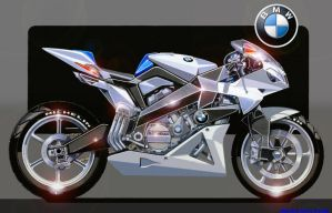 BMW V6 Supersport Concept by obiboi