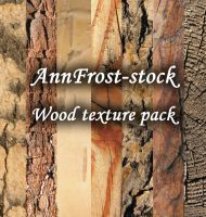 Wood texture pack by AnnFrost-stock