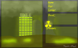Toxic Pool Application by SPAC3D3AD