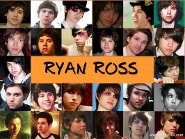 Ryan Ross Collage by DownpourAttheDisco