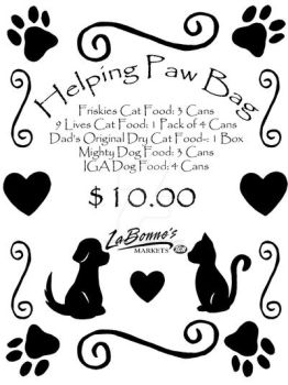 LaBonne's: Helping Paw Bags by Magical-Mama