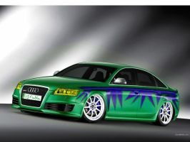 Audi Virtual Tuning by Super-Studio