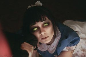 Bioshock lil sis - don't forsake me, daddy by MilliganVick