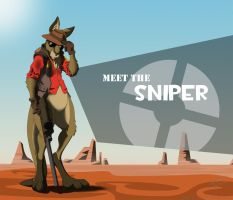 Meet the Roo Sniper by JackHCrow