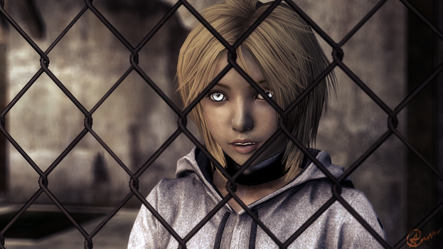 Caged by annethyl
