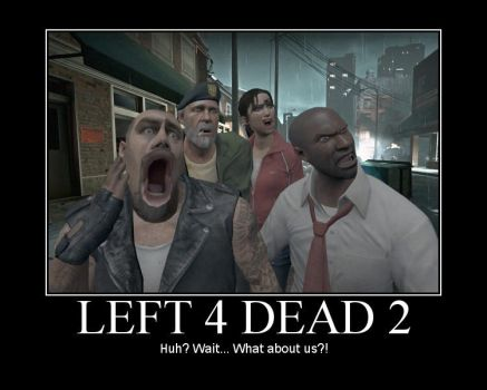 Funny left 4 dead pic by unknowntryhard1