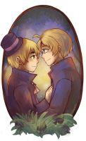 APH - in the rain with you by say0ran