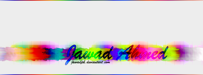 New Facebook Cover by Jawadpk