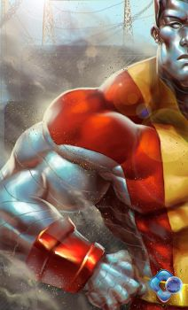 X-Men: Colossus by dr-conz