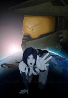 Halo 4 by JoyAffliction