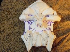 Hell mask by FoamFusion