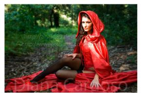 Little Red Ridding Hood VII by Anaid89
