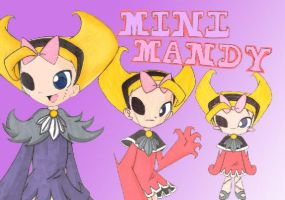 Mini Mandy by pokediged